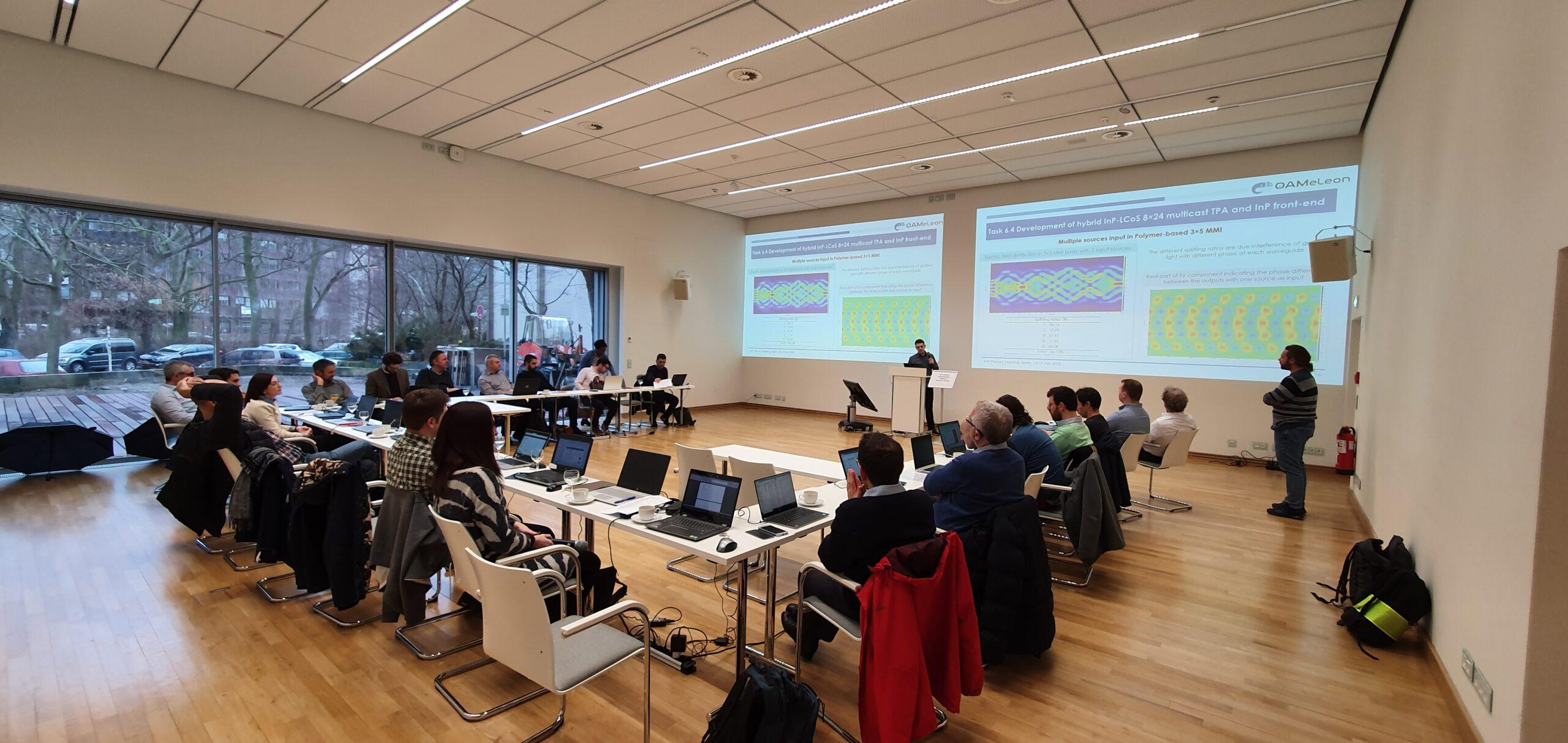 4th Plenary meeting Berlin February 2020